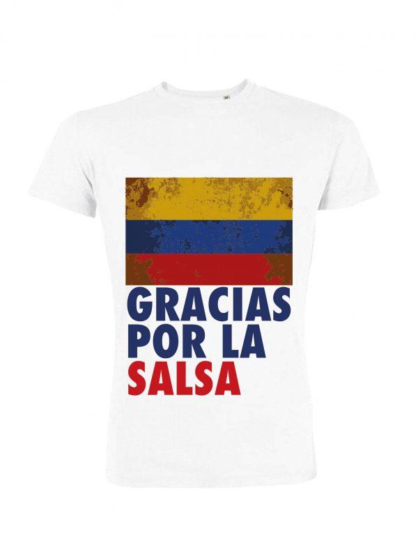 drapeau-colombie-salsa-musique latine-latino
